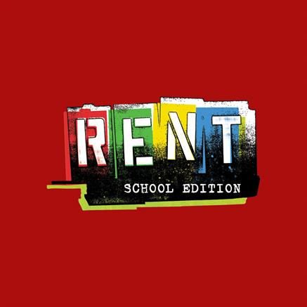Rent (School Edition) Theatre Logo Pack