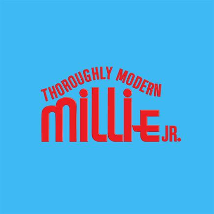 Thoroughly Modern Millie JR. Theatre Logo Pack