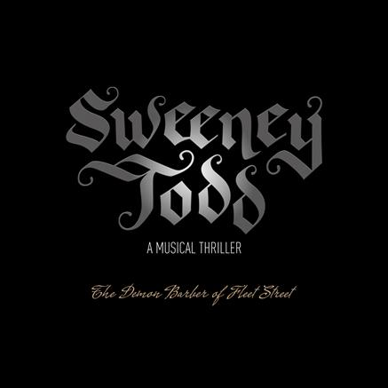 Sweeney Todd Theatre Logo Pack