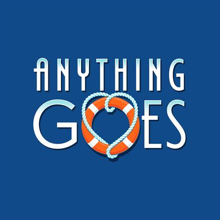 Anything Goes Theatre Logo Pack