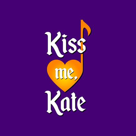 Kiss Me, Kate Theatre Logo Pack