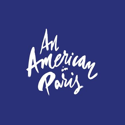 An American in Paris Theatre Logo Pack