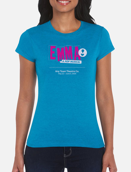 Women's Emma! A Pop Musical T-Shirt