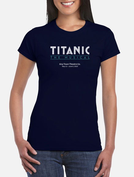 Women's Titanic T-Shirt