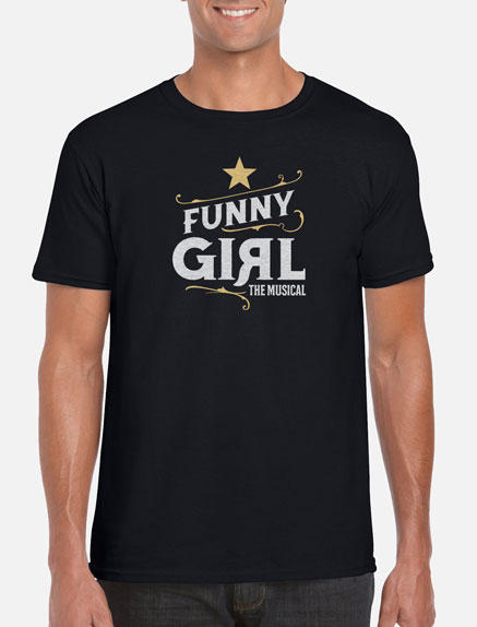 Men's Funny Girl T-Shirt