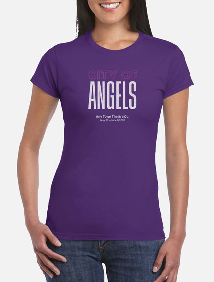 Women's City of Angels T-Shirt