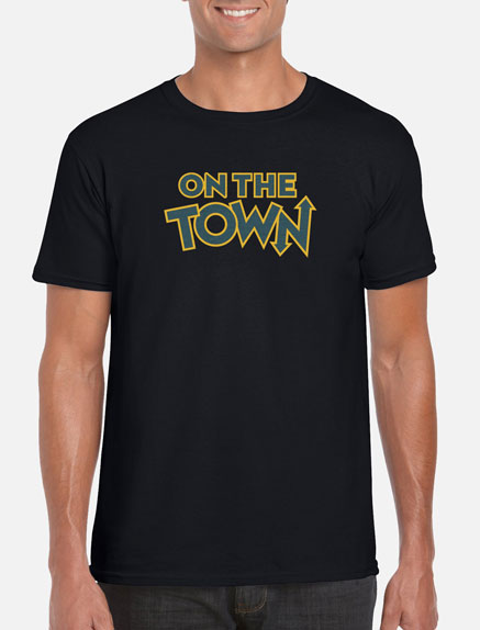 Men's On The Town T-Shirt