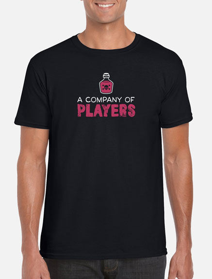 Men's A Company of Players T-Shirt