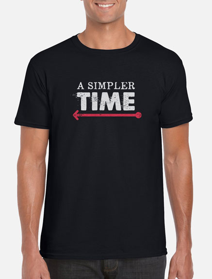 Men's A Simpler Time T-Shirt