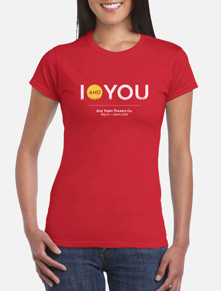 Women's I and You T-Shirt