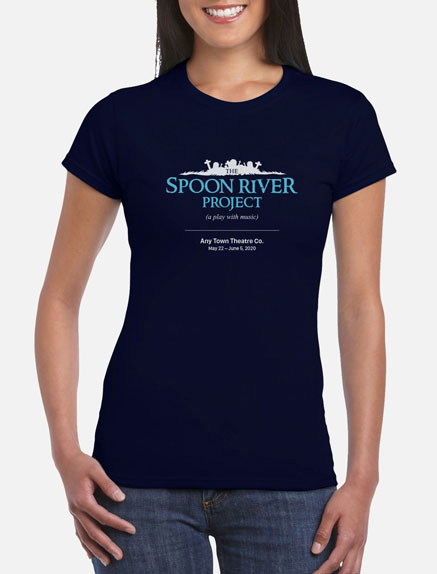 Women's The Spoon River Project T-Shirt