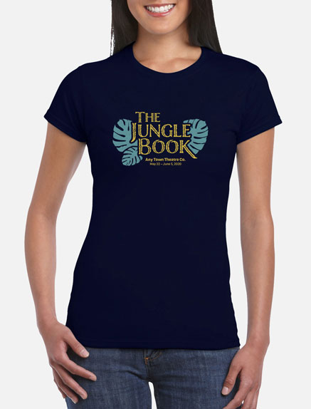 Women's The Jungle Book T-Shirt