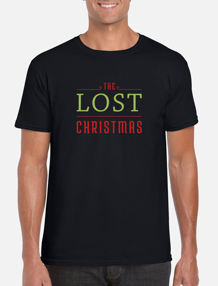Men's The Lost Christmas T-Shirt
