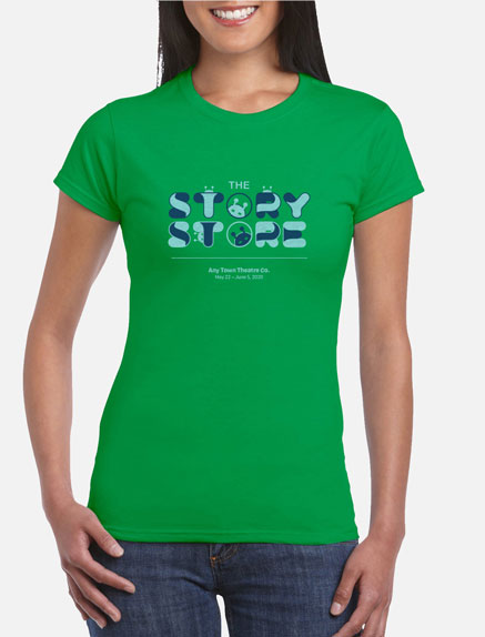 Women's The Story Store T-Shirt
