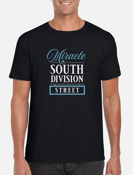 Men's Miracle on South Division Street T-Shirt