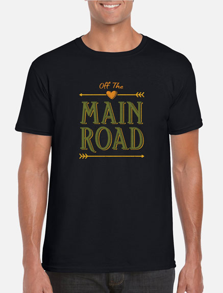Men's Off the Main Road T-Shirt