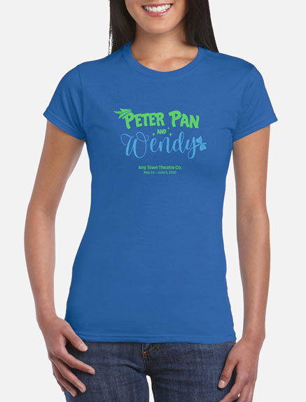 Women's Peter/Wendy T-Shirt