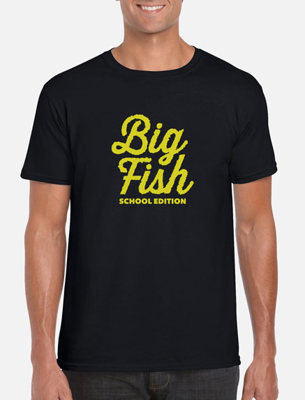 Men's Big Fish (School Edition) T-Shirt