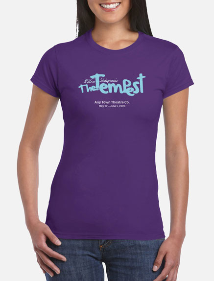 Women's The Tempest T-Shirt