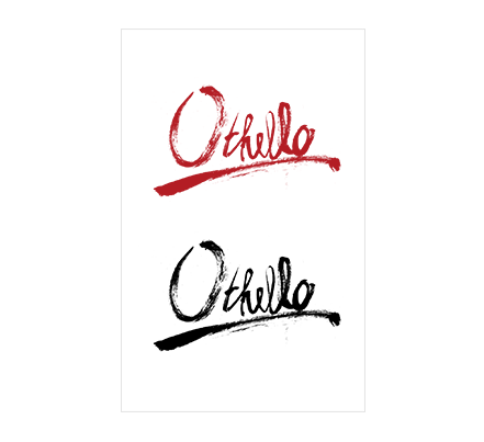 Othello Logo Designed by Subplot Studio