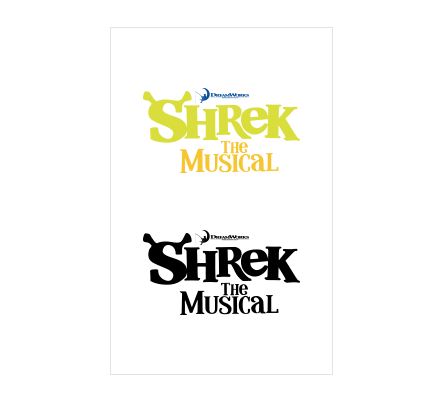 Shrek Logo Designed by Subplot Studio