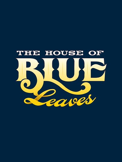 House of Blue Leaves Logo by Subplot Studio