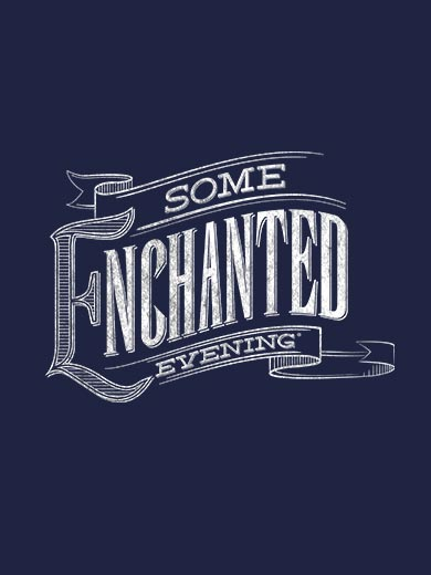 Some Enchanted Evening Logo by Subplot Studio