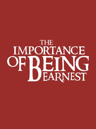 The Importance of Being Earnest Logo by Subplot Studio