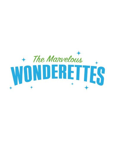 The Marvelous Wonderettes Logo by Subplot Studio