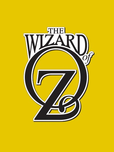 The Wizard of Oz Logo by Subplot Studio