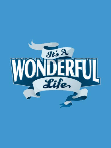 Its a Wonderful Life Logo by Subplot Studio