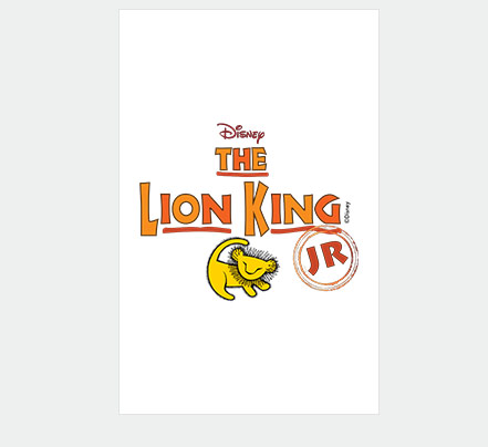 Lion King Theatre Poster Logo