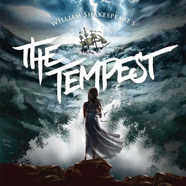 The Tempest Poster Design and Logo Pack