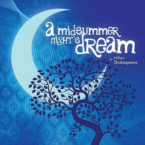 A Midsummer Night's Dream Poster Design and Logo Pack