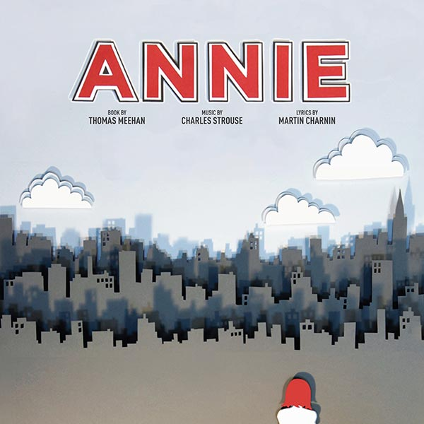 Annie Poster Design and Logo Pack