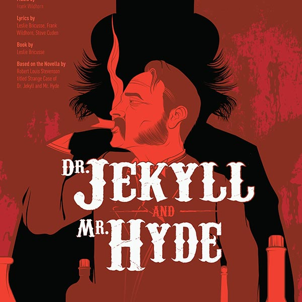 Dr. Jekyll And Mr. Hyde Poster Design and Logo Pack