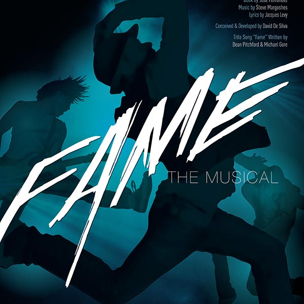 Fame Poster Design and Logo Pack