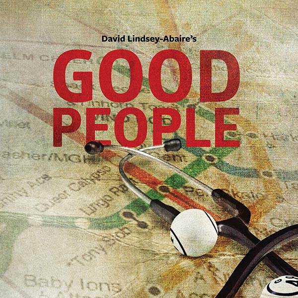 Good People Poster Design and Logo Pack