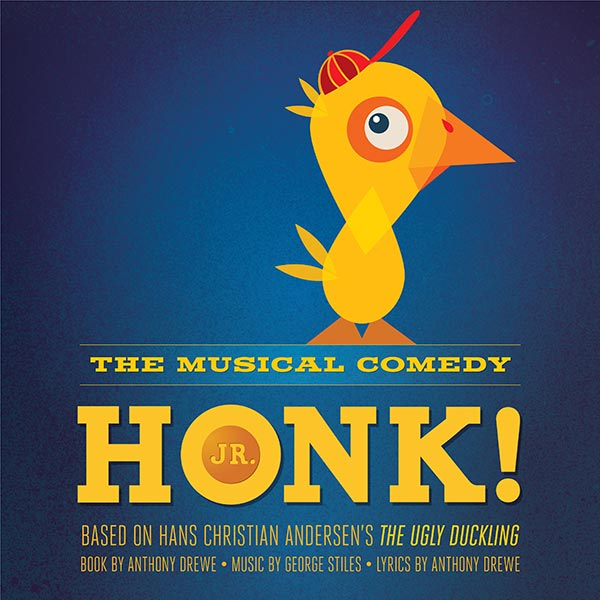 Honk! Jr. Poster Design and Logo Pack