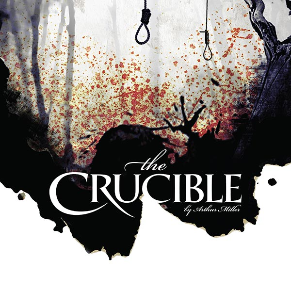The Crucible Poster Design and Logo Pack