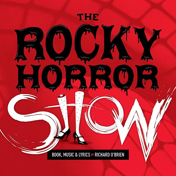 The Rocky Horror Show Poster Design and Logo Pack
