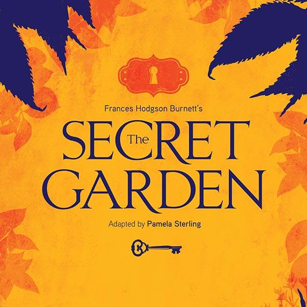 The Secret Garden Poster Design and Logo Pack