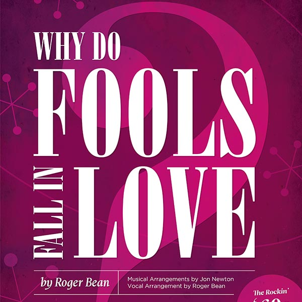 Why Do Fools Fall In Love Poster Design and Logo Pack
