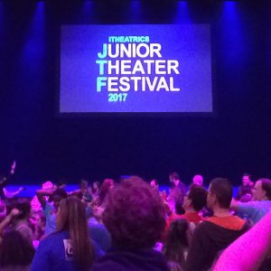 All Jazz Hands on Deck at Junior Theater Fest West